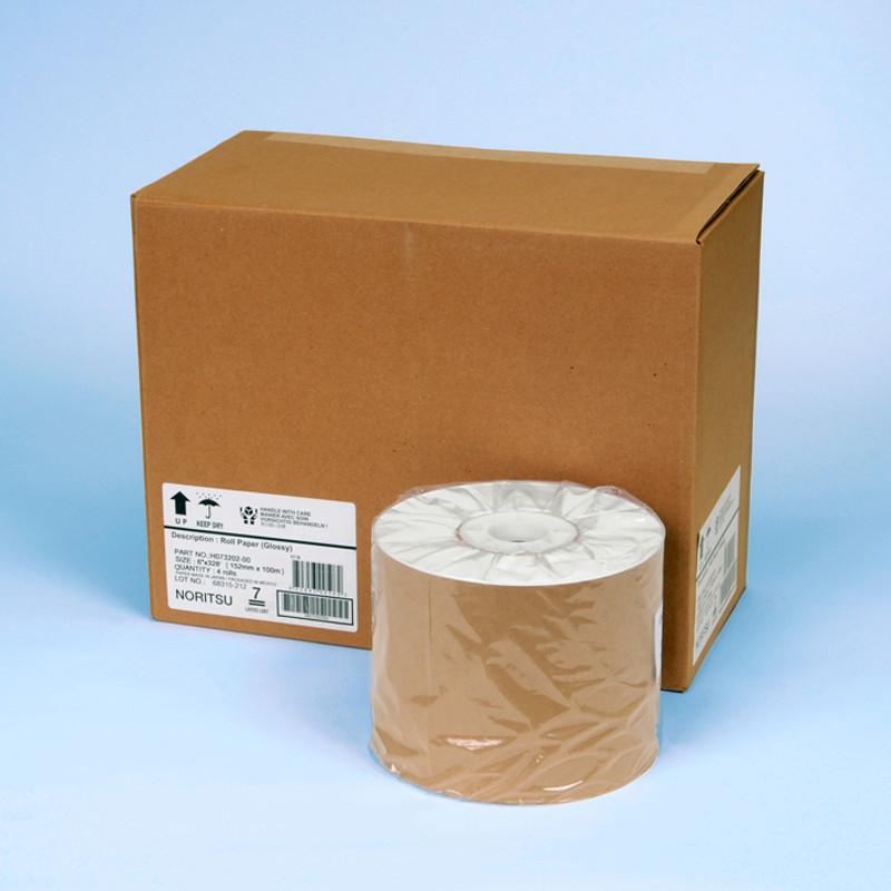 Inkjet Roll Paper - Glossy -  w/o Watermark