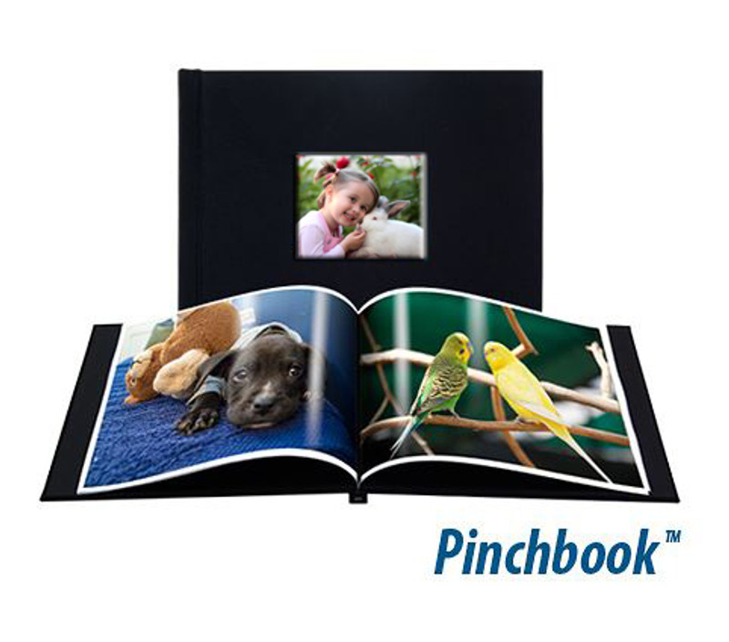 Pinchbook Photobook Covers, Cloth, (with Window)