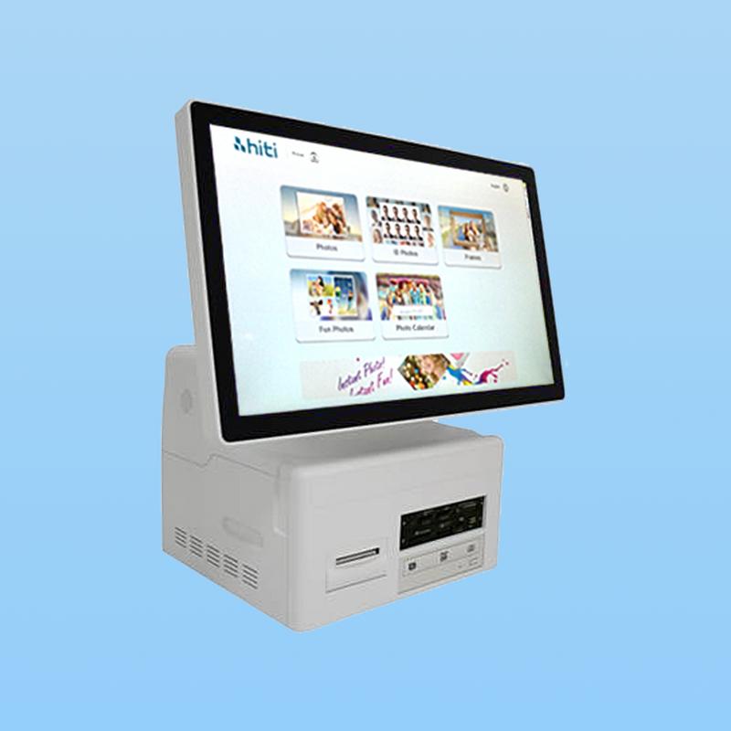 "LIBRA 220, A 21.5"" Multimedia Kiosk"