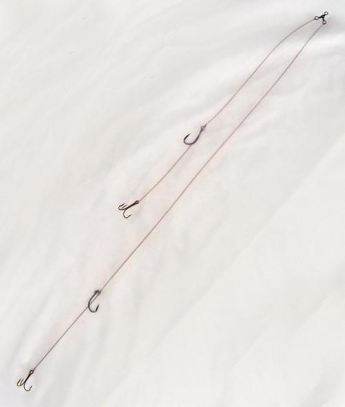 Custom Double Side-by-side Bait Rig