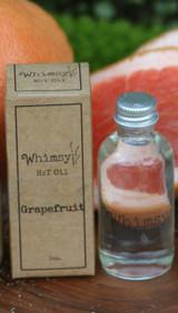 grapefruit body oil, grapefruit