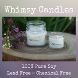 Soy Candle COZY CABIN