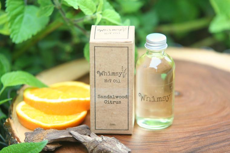 Whimsy H2T Oil Sandalwood Citrus