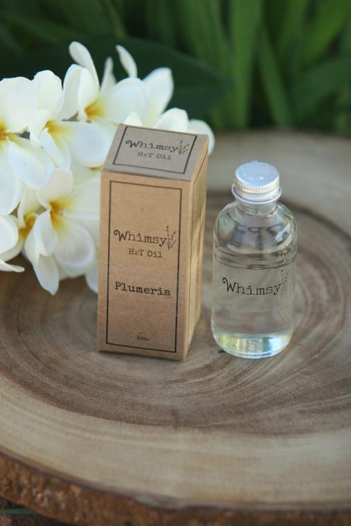 plumeria oil