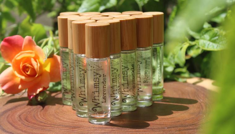 rollerball, h2t oil rollerball, travel body oil, clean fragrance, clean fragrance rollerball