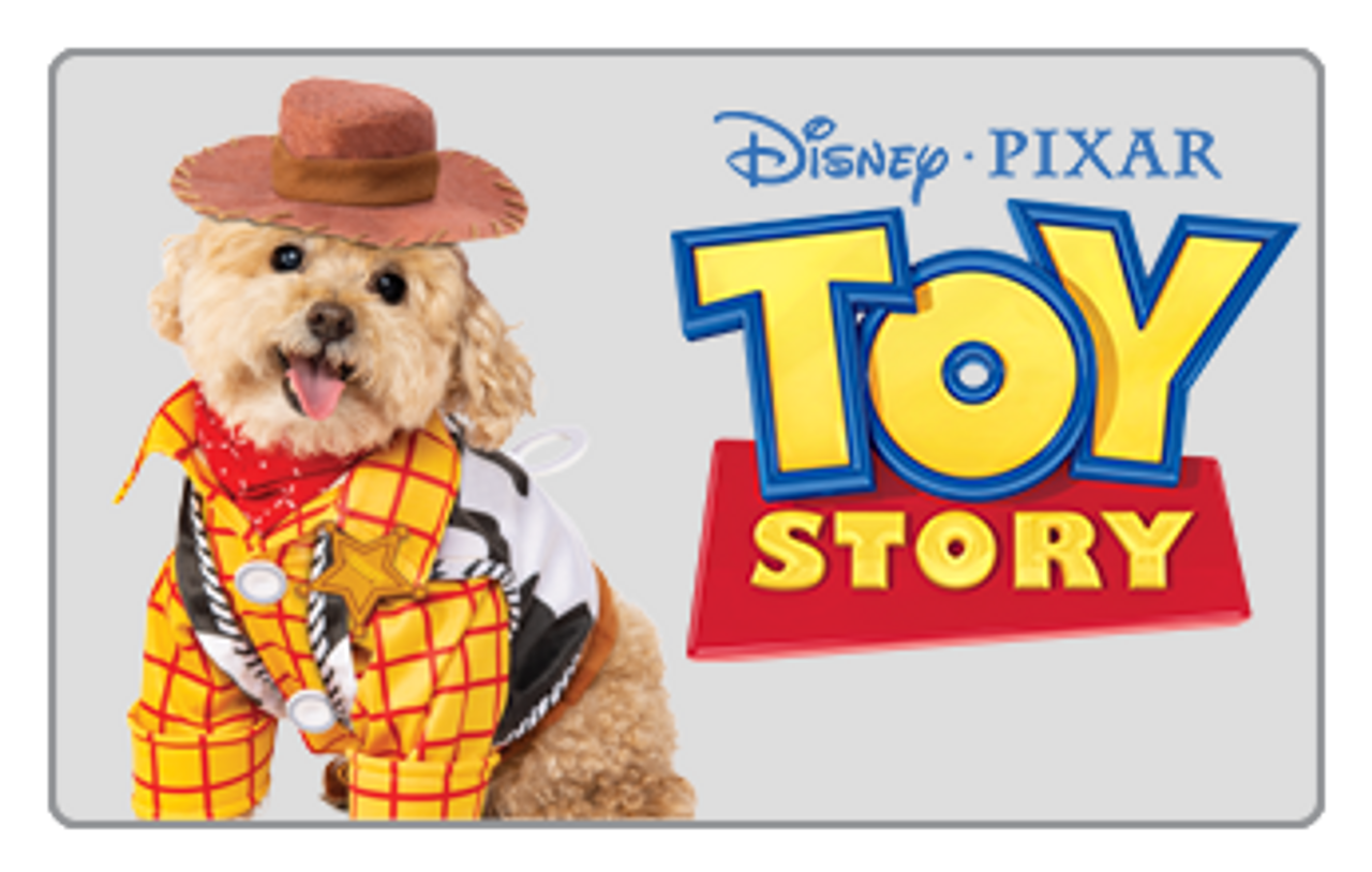 Toy Story Pet Costume