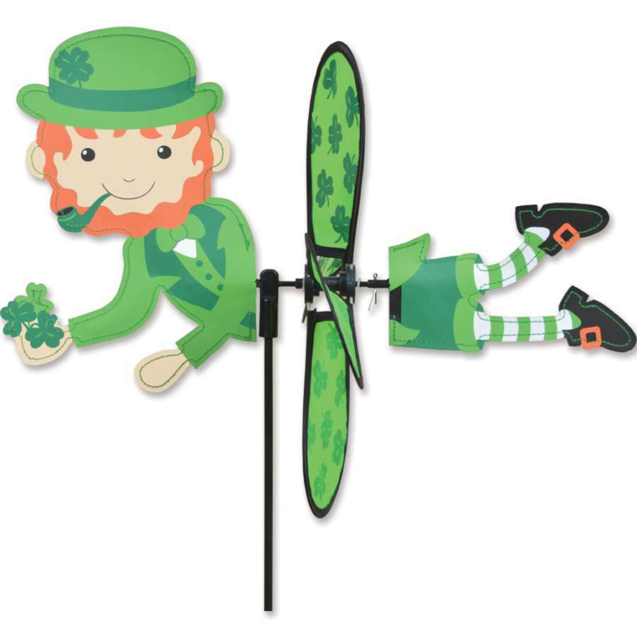 St. Patrick's Day Wind Spinner