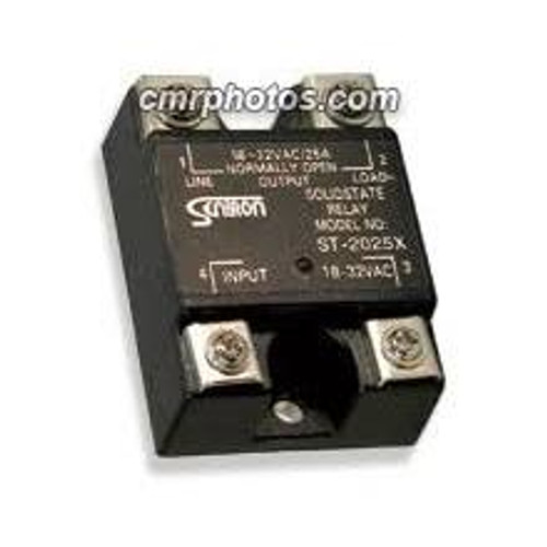 24 Volt Panel Mount Solid State Relay Box (Case of 5)