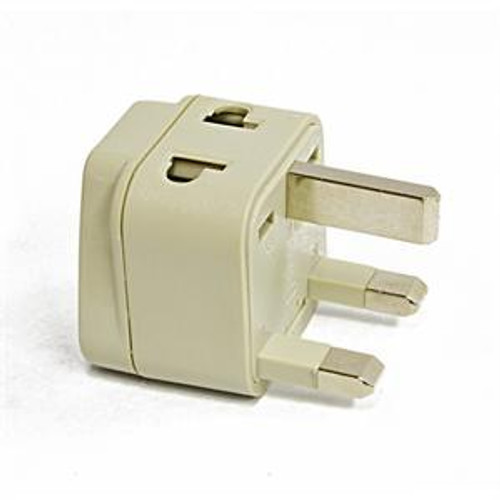 US to UK Plug Electric Power Outlet Adapter