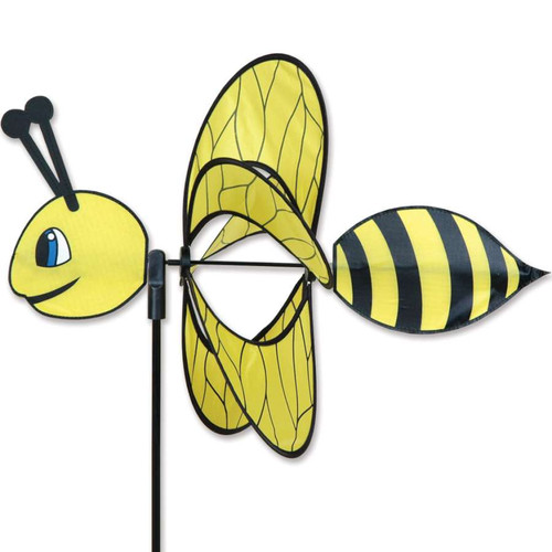 18 Inch Bee Whirly Wing Wind Spinner