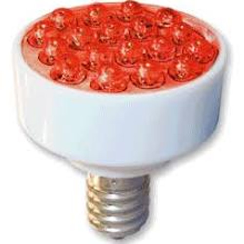 E14 18 Led Color Changing Light Bulb Case of 100