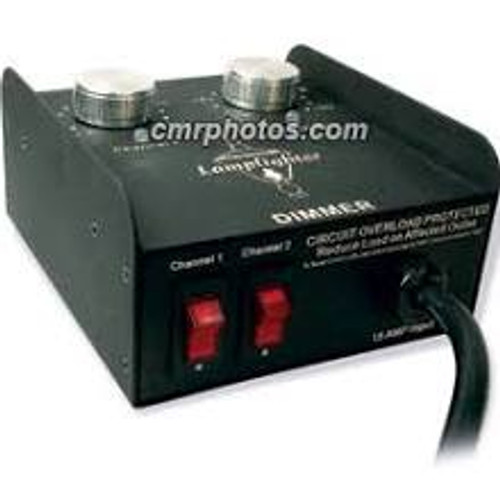 2-Channel Dimmer Outdoor Rated