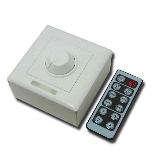 Indoor Wall Dial Dimmer Switch
