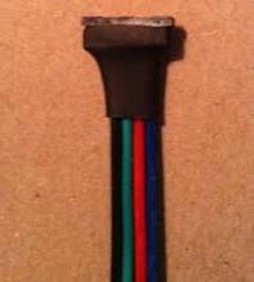 8 inch indoor power leader cable