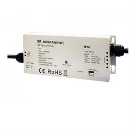 RF/WiFi RGBW LED Controller Outdoor Rated