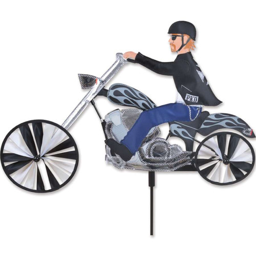 25 Inch Chopper Motorcycle Wind Spinner