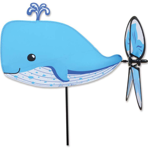 16 Inch Whale Petite Wind Spinner