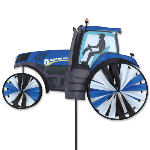 26 Inch New Holland Tractor Wind Spinner