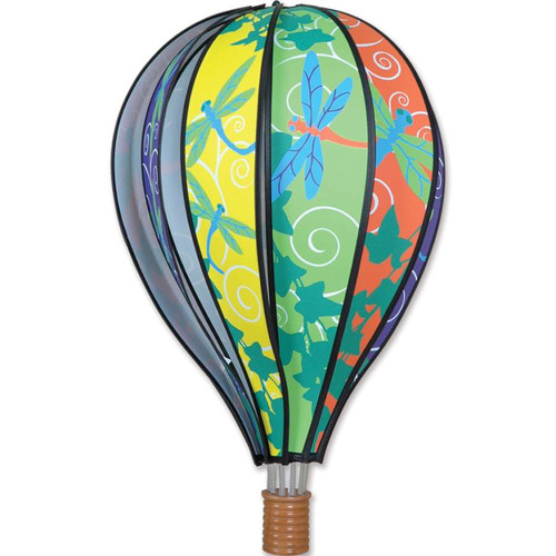 22 Inch Dragonfly Hot Air Balloon Wind Spinner