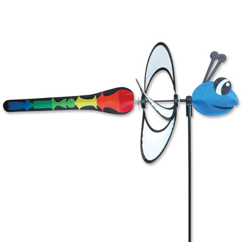 18 Inch Dragonfly Petite Wind Spinner