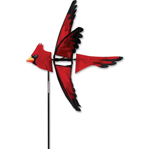 23 Inch North American Cardinal Wind Spinner
