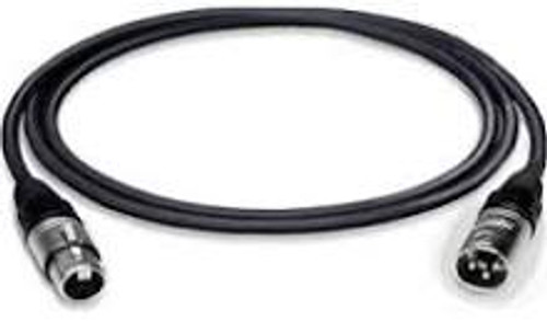 16 foot 3 pin DMX XLR cable HE-5MDMX