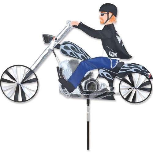 36 Inch Chopper Motorcycle Wind Spinner