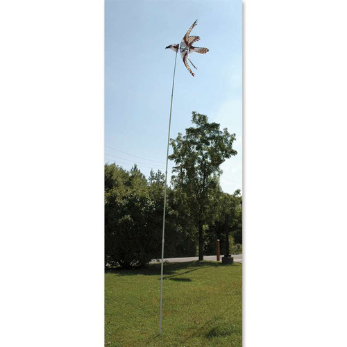14 Foot Wind Spinner Pole Extension