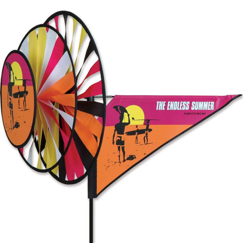 33 Inch Endless Summer Triple Wind Spinner