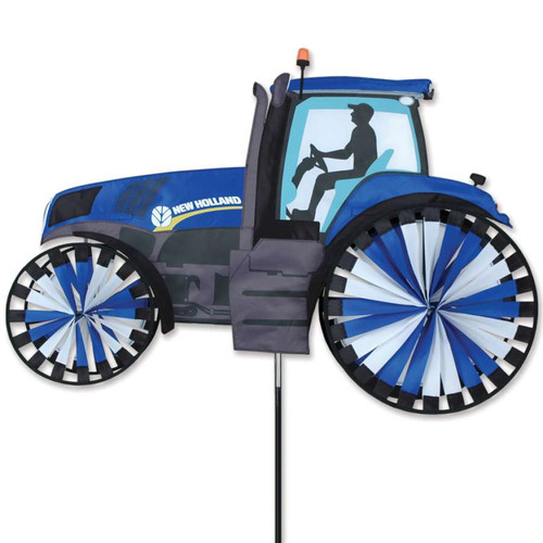 40 Inch New Holland Tractor Wind Spinner