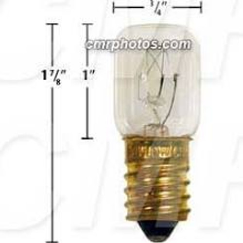 10 watt 130 volt T5 flat top 50 bulb pack