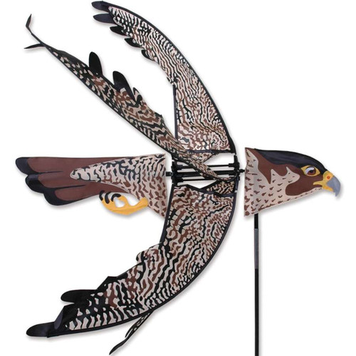 29 Inch Peregrine Falcon Wind Spinner