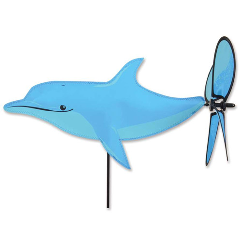 20 Inch Dolphin Petite Wind Spinner