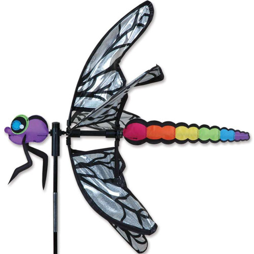 22 Inch Dragonfly Wind Spinner