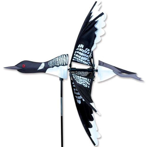 27 Inch Flying Loon Wind Spinner