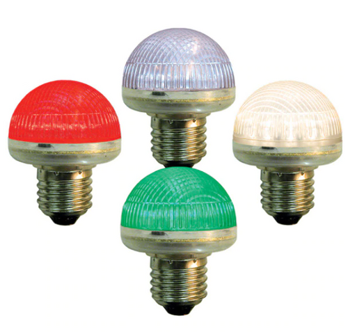 1 Watt G20 Led E26/E27 Dome Light Bulb (Case of 12)