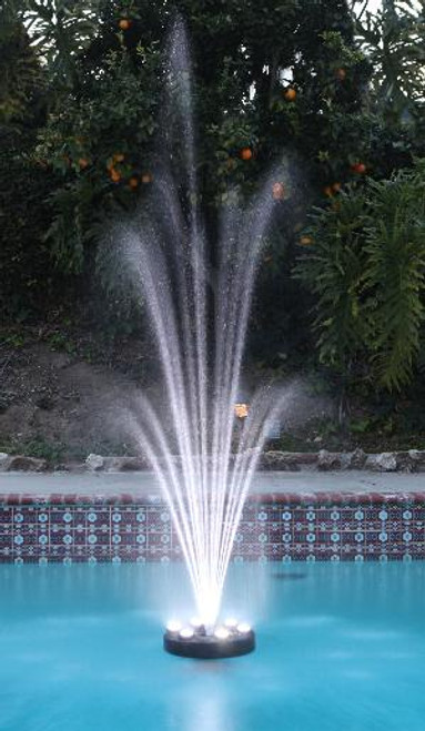 High Power LED Floating Water Fountain Light