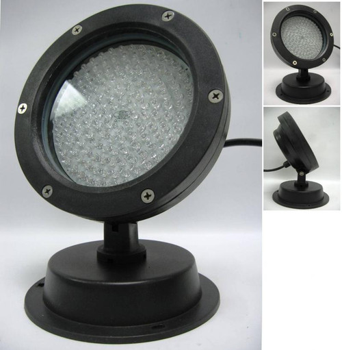 LED Fountain Pond Light With 144 LED Lights