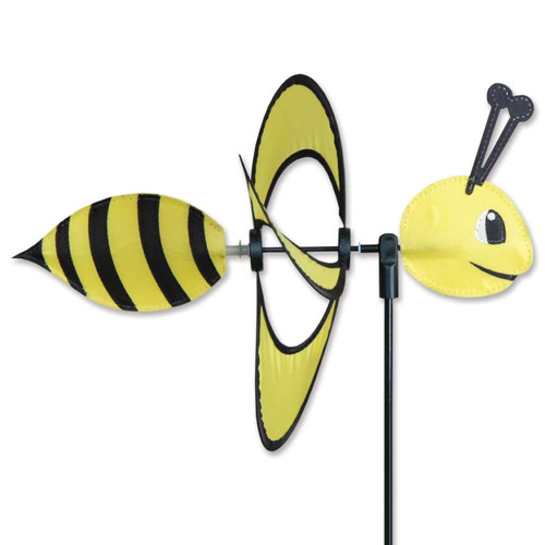 12 Inch Bumble Bee Petite Wind Spinner