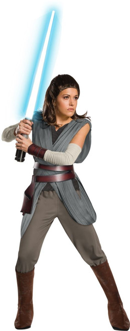 Adult Star Wars Rey The Last Jedi Costume