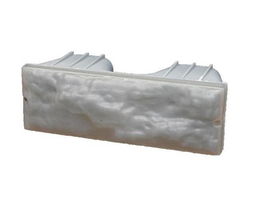 8 Pack River Stone Retaining Wall Lights