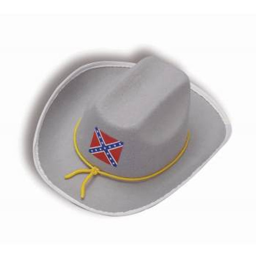 Southern Officer Civil War Calvary Hat