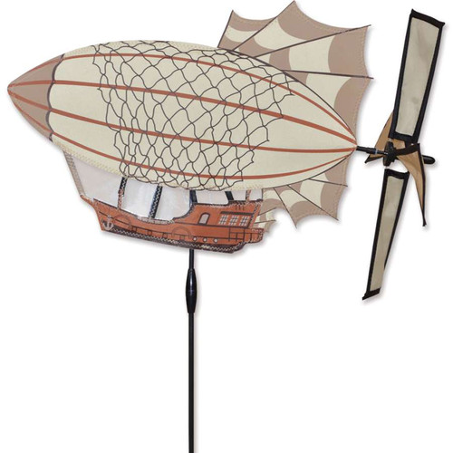 18 Inch Dirigible Petite Wind Spinner