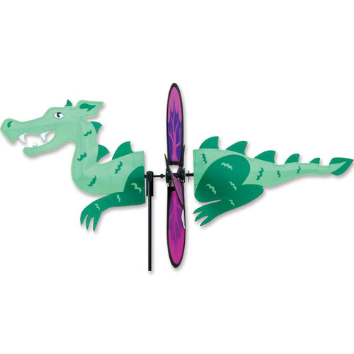 20 Inch Dragon Petite Wind Spinner