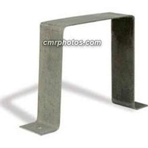 "2.25"" x 2.25"" Channel Galvanized Steel Mounting Brace"