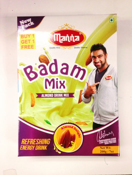 Manna Badam Mix( Almond Drink Mix)