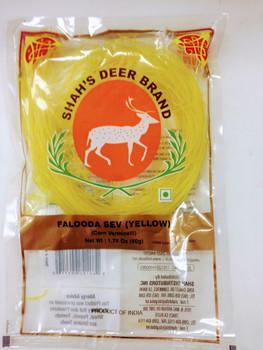 Shah's Deer Brand Falooda Sev (Yellow ) - 50g