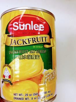 Sunlee Jackfruits-565g