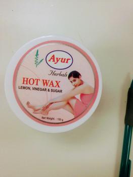 Ayur Herbals Hot Wax -150g