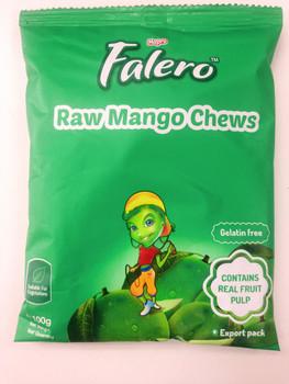Falero Raw Mango Chews - 100g